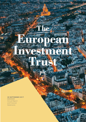 European Investment Trust Plc(The) annual report 2017