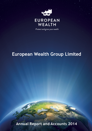 European Wealth Group annual report 2014