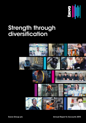 Exova Group Plc annual report 2015