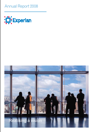 Experian Plc annual report 2008