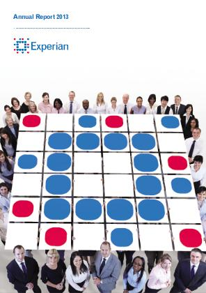 Experian Plc annual report 2013