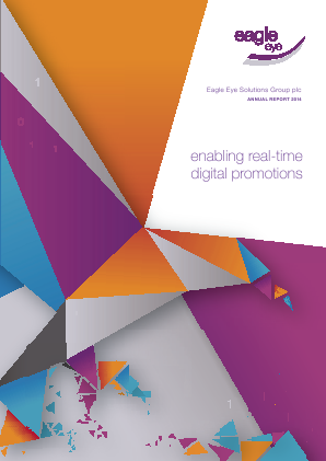 Eagle Eye Solutions annual report 2014