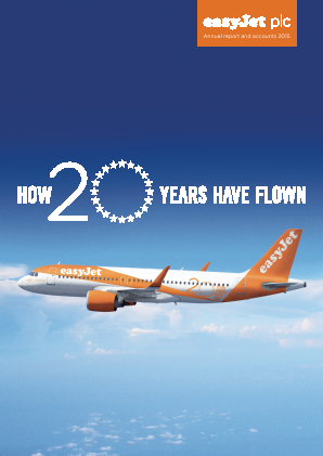 Easyjet annual report 2015