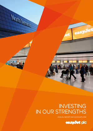 Easyjet annual report 2016