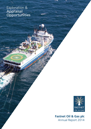 Amryt Pharma (formally Fastnet Equity) annual report 2014