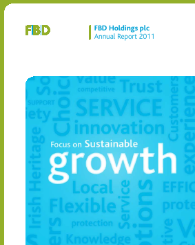FBD Holdings annual report 2012