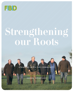 FBD Holdings annual report 2015