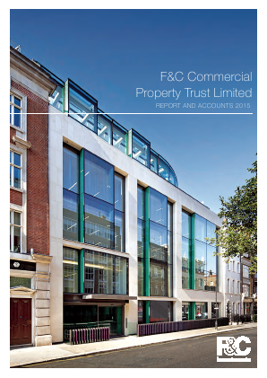 F&C Commercial Property Trust Limited annual report 2015