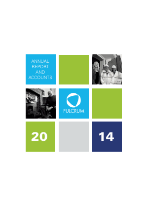 Fulcrum Utility Services annual report 2014