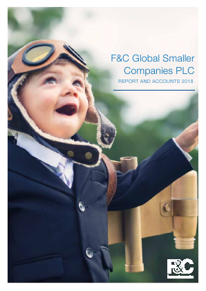 F&C Global Smaller Companies annual report 2018