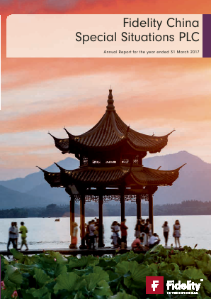 Fidelity China Special Situations annual report 2017