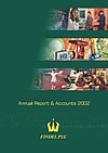 Findel annual report 2002