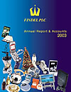 Findel annual report 2003