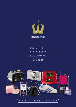 Findel annual report 2009