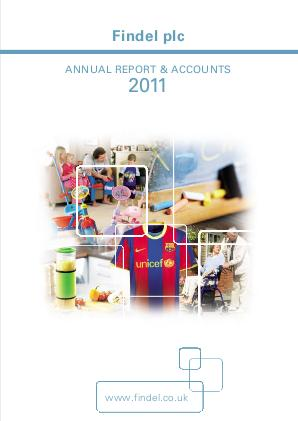 Findel annual report 2011