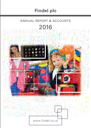 Findel annual report 2016