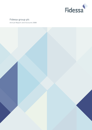 Fidessa Group Plc annual report 2008