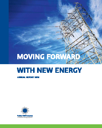 Federal Grid Company of Unified Energy Systems annual report 2011