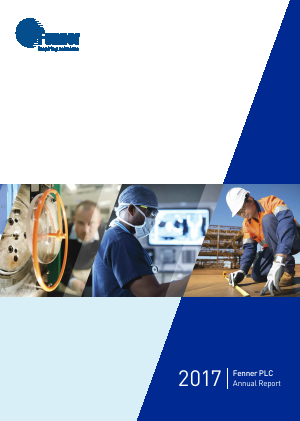Fenner Plc annual report 2017