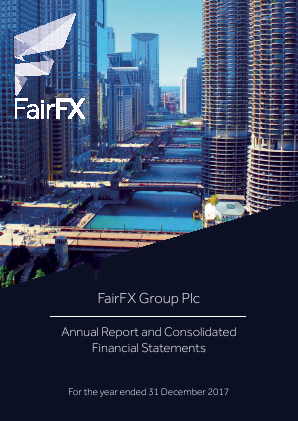 Fairfx Group Plc annual report 2017
