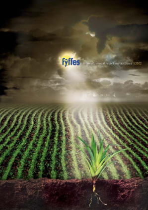 Fyffes annual report 2002