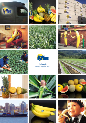 Fyffes annual report 2007