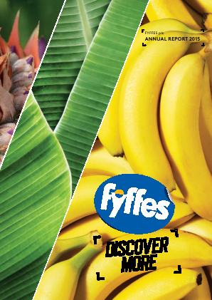 Fyffes annual report 2015