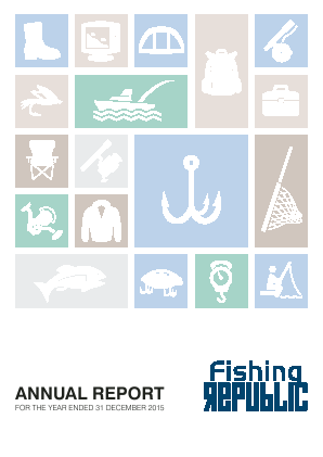 Fishing Republic Plc annual report 2016