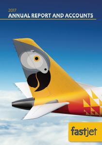 Fastjet Plc annual report 2017