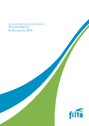 Filta Group annual report 2016