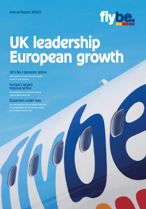 Flybe Group Plc annual report 2011