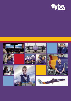 Flybe Group Plc annual report 2017