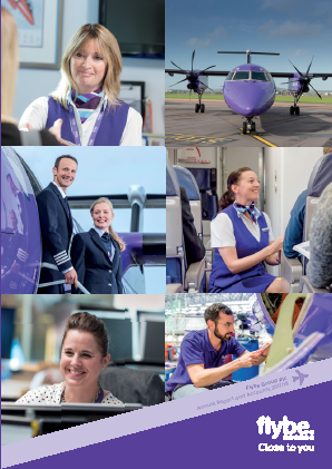 Flybe Group Plc annual report 2018
