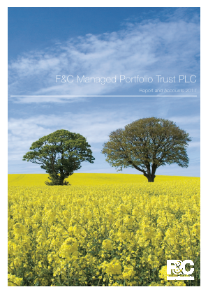F&C Managed Portfolio Trust Plc annual report 2017