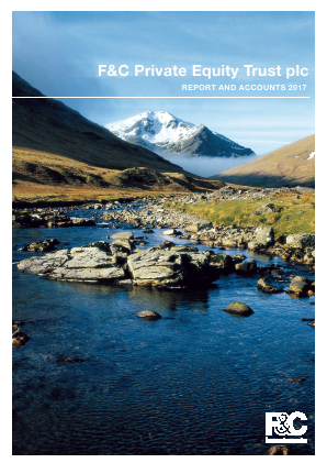 F&C Private Equity Trust annual report 2017