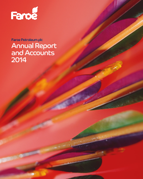 Faroe Petroleum Plc annual report 2014