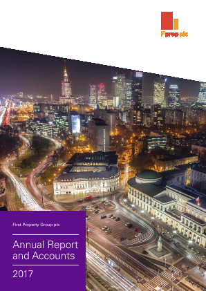 First Property Group annual report 2017