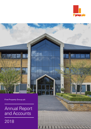 First Property Group annual report 2018