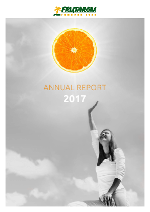 Frutarom Industries annual report 2017