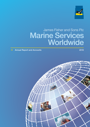 Fisher(James) & Sons Plc annual report 2010