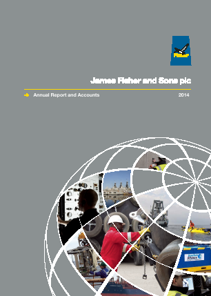 Fisher(James) & Sons Plc annual report 2014
