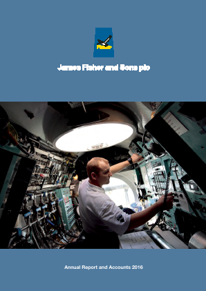 Fisher(James) & Sons Plc annual report 2016