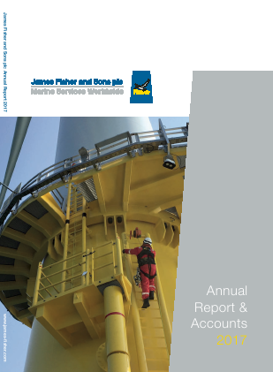 Fisher(James) & Sons Plc annual report 2017