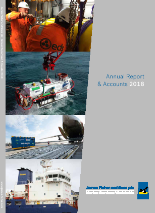 Fisher(James) & Sons Plc annual report 2018
