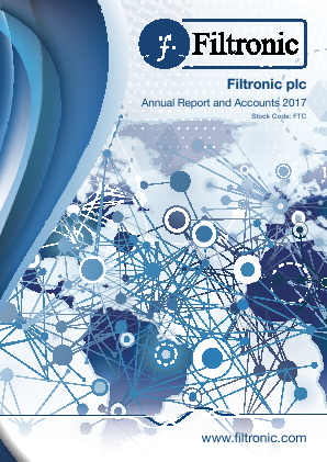 Filtronic annual report 2017