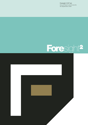 Foresight 2 VCT Plc annual report 2008