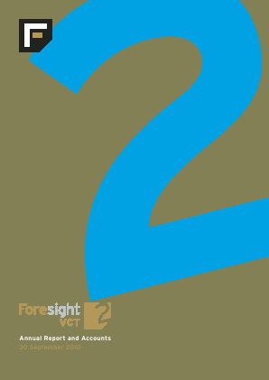 Foresight 2 VCT Plc annual report 2010