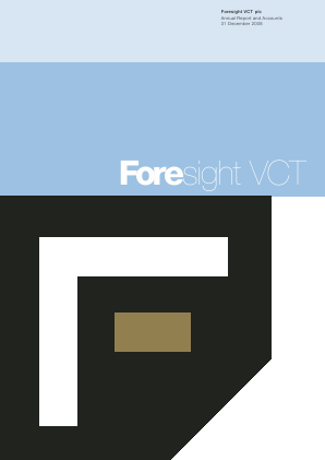 Foresight VCT Plc annual report 2008