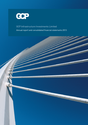 GCP Infrastructure Investments annual report 2013
