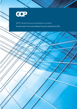 GCP Infrastructure Investments annual report 2014